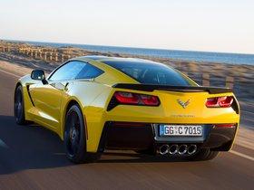 Ver foto 9 de Chevrolet Corvette C7 Stingray Coupe Europe 2013