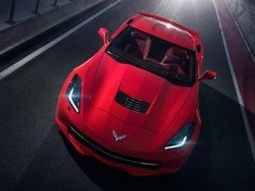 Ver foto 28 de Chevrolet Corvette C7 Stingray Coupe Europe 2013