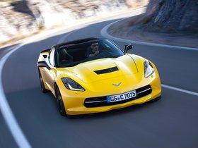Ver foto 25 de Chevrolet Corvette C7 Stingray Coupe Europe 2013