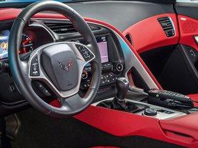 Ver foto 8 de Chevrolet Corvette C7 Stingray Coupe Polizei Safe Concept 2015