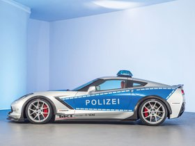 Ver foto 6 de Chevrolet Corvette C7 Stingray Coupe Polizei Safe Concept 2015