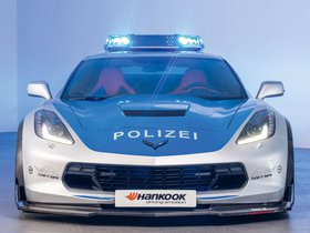 Ver foto 5 de Chevrolet Corvette C7 Stingray Coupe Polizei Safe Concept 2015