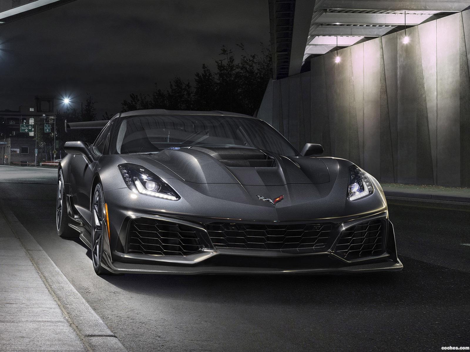 Foto 0 de Chevrolet Corvette C7 ZR1 2018