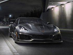 Fotos de Chevrolet Corvette C7 ZR1 2018