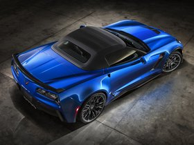 Ver foto 10 de Chevrolet Corvette Z06 Convertible C7 2014