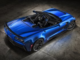 Ver foto 9 de Chevrolet Corvette Z06 Convertible C7 2014