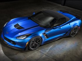 Ver foto 8 de Chevrolet Corvette Z06 Convertible C7 2014