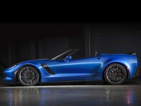 Ver foto 6 de Chevrolet Corvette Z06 Convertible C7 2014