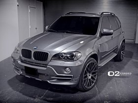 Ver foto 1 de D2Forged BMW X5 2014