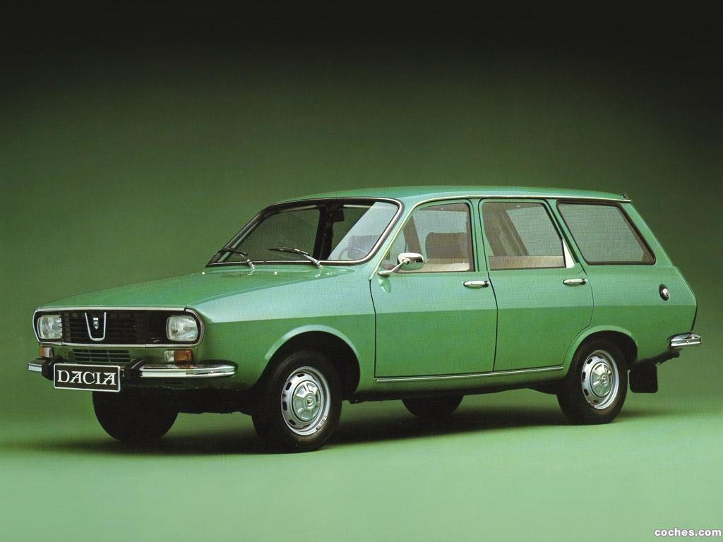 Foto 0 de Dacia 1300 Combi 1972
