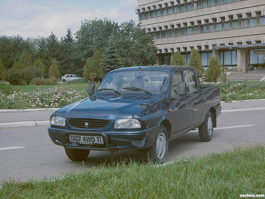 Foto 0 de Dacia 1307 4WD Ti Pick-Up 1998
