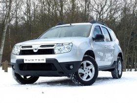 Ver foto 8 de Dacia Dacia Duster 2010