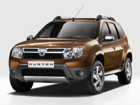 Ver foto 4 de Dacia Dacia Duster 2010