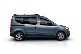 Ver foto 1 de Dacia Dokker 2012
