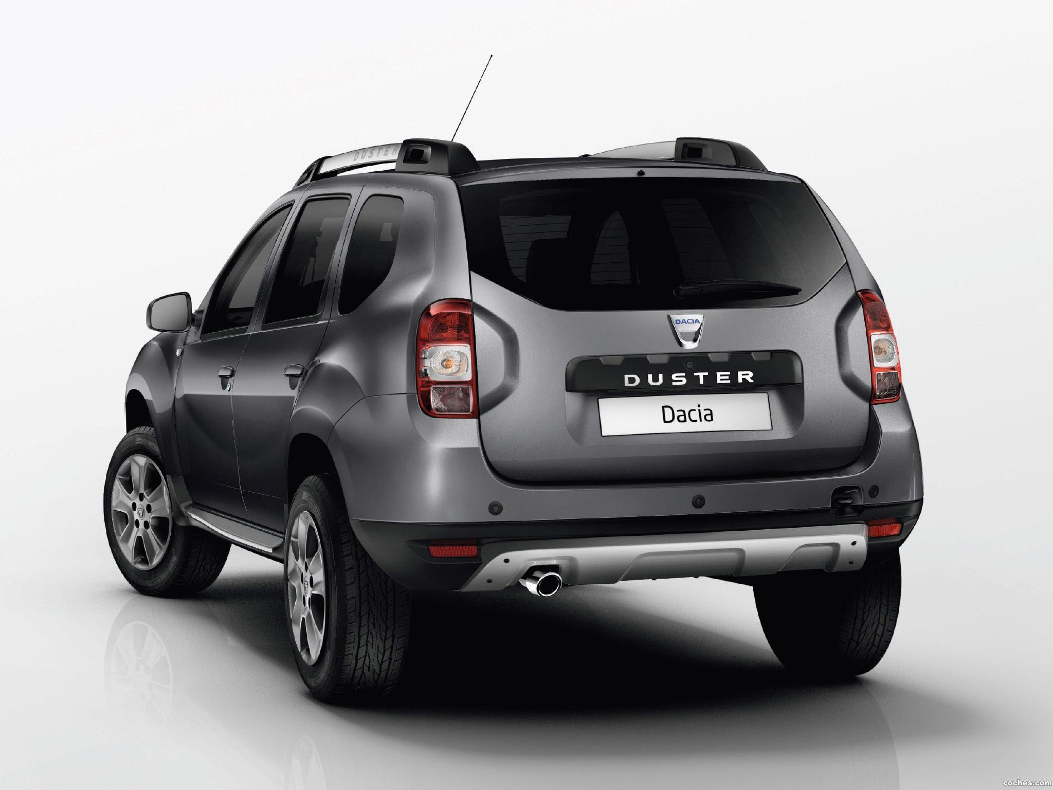 Foto 1 de Dacia Duster 2014