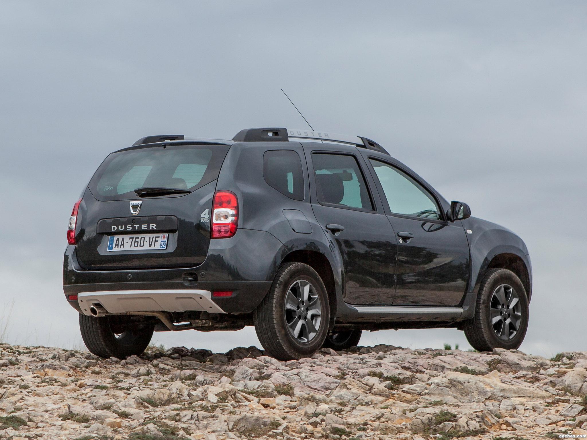 Foto 22 de Dacia Duster 2014