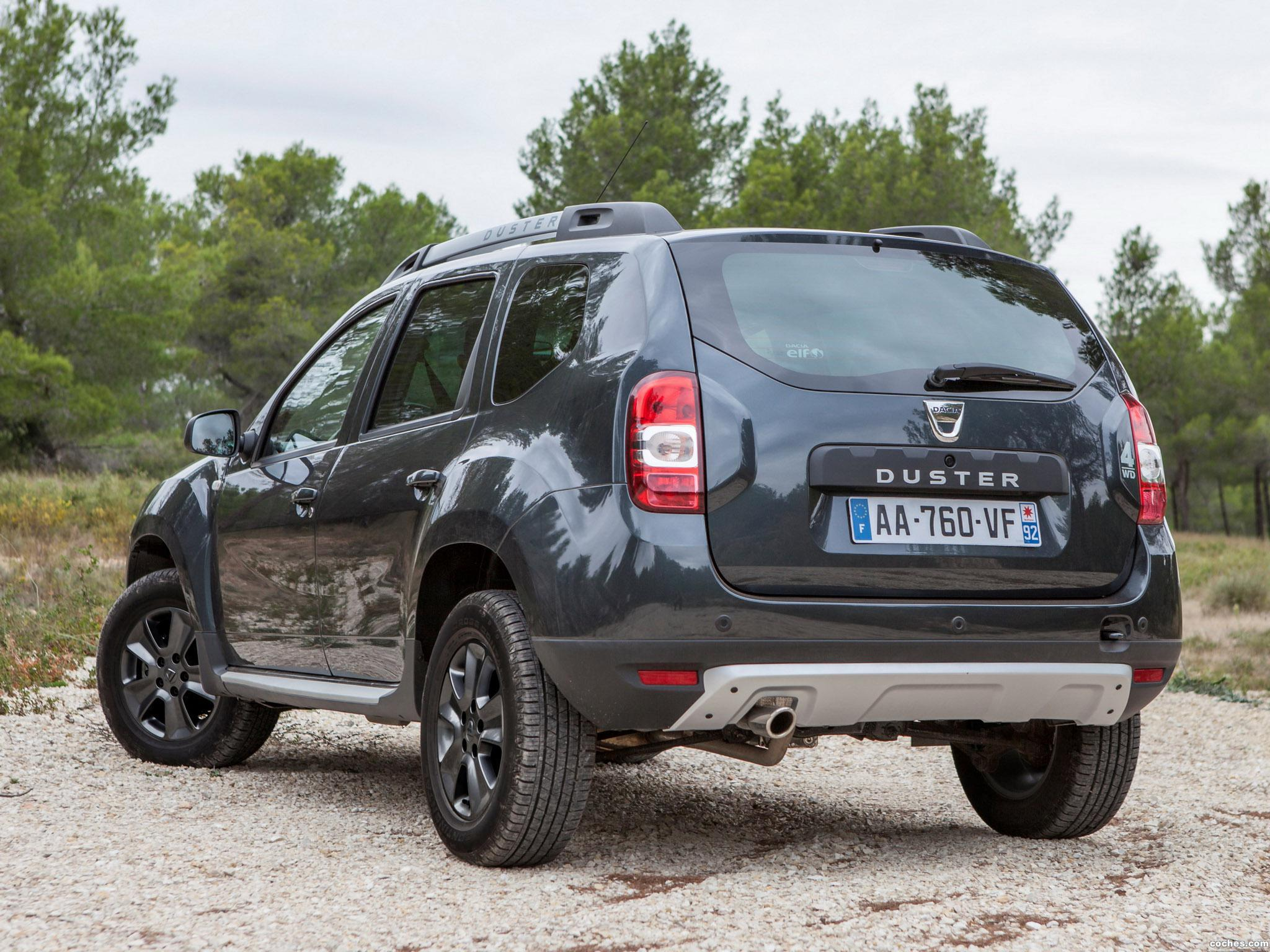 Foto 21 de Dacia Duster 2014