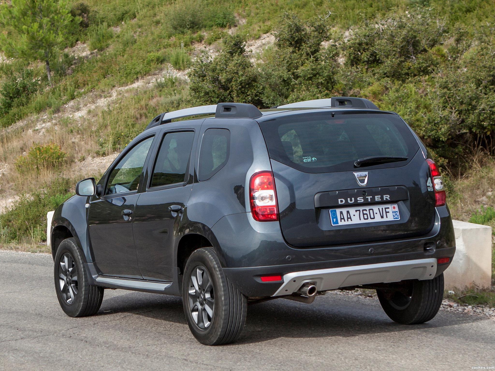 Foto 20 de Dacia Duster 2014