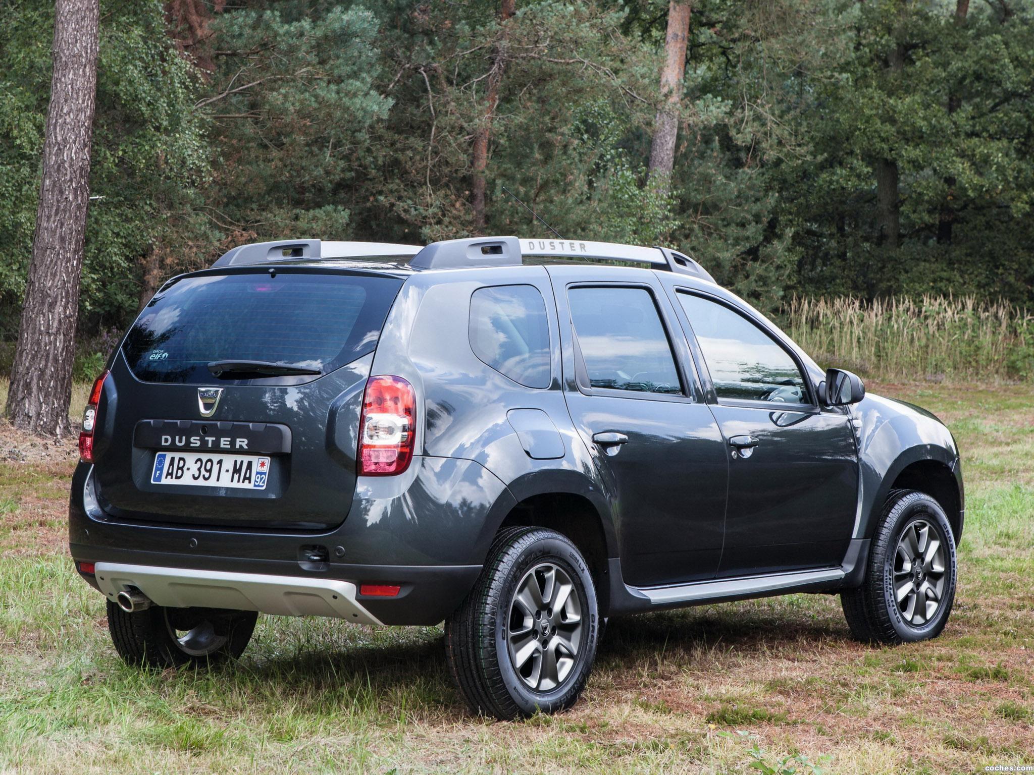 Foto 3 de Dacia Duster 2014