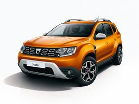 Fotos de Dacia Duster 2017