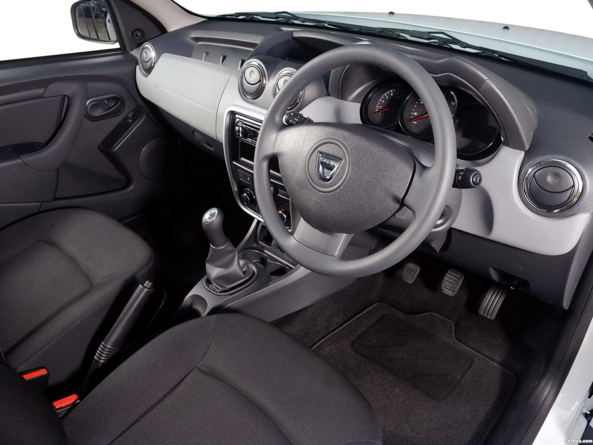 Foto 10 de Dacia Duster Access UK 2014