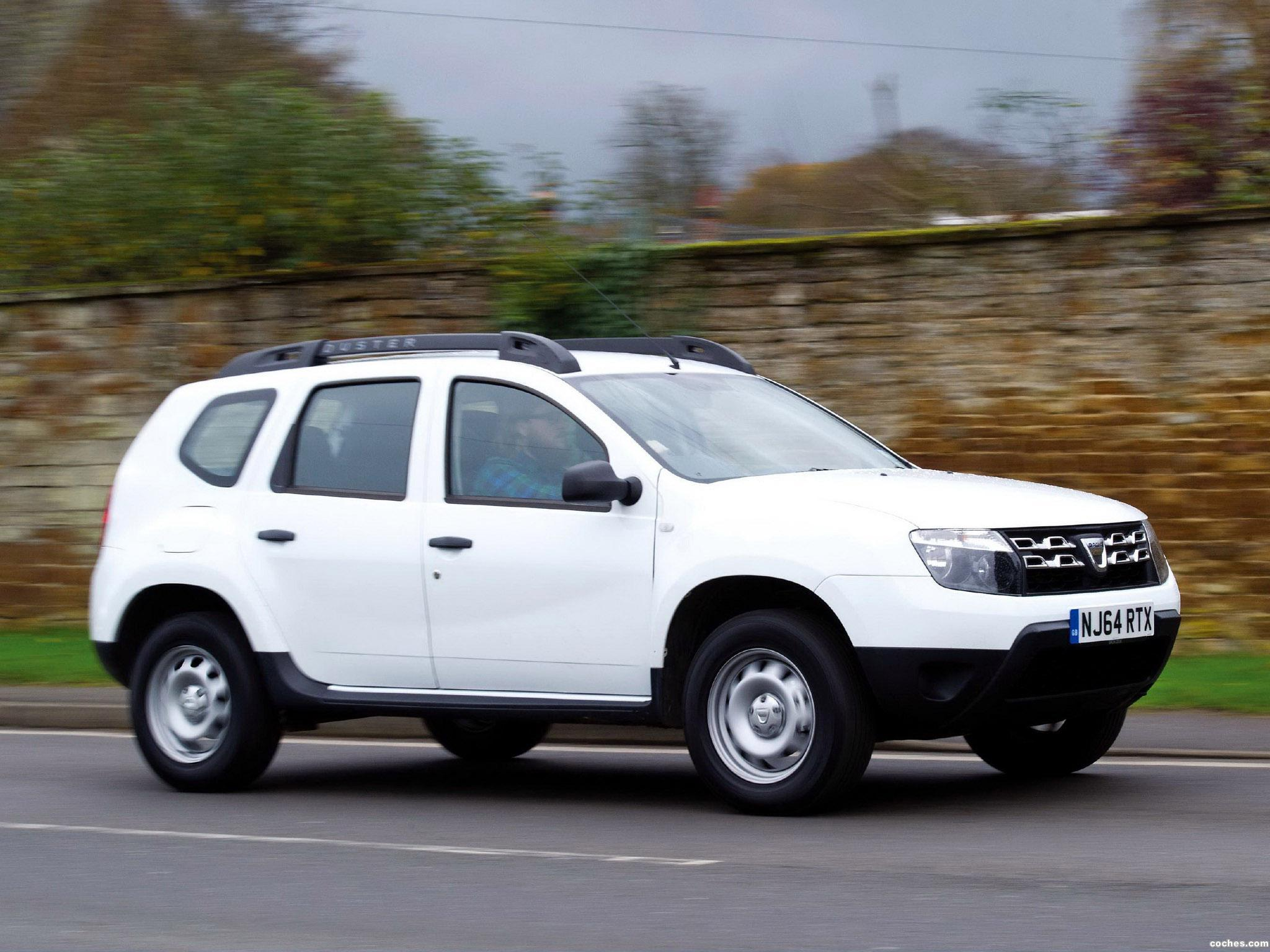 Foto 1 de Dacia Duster Access UK 2014