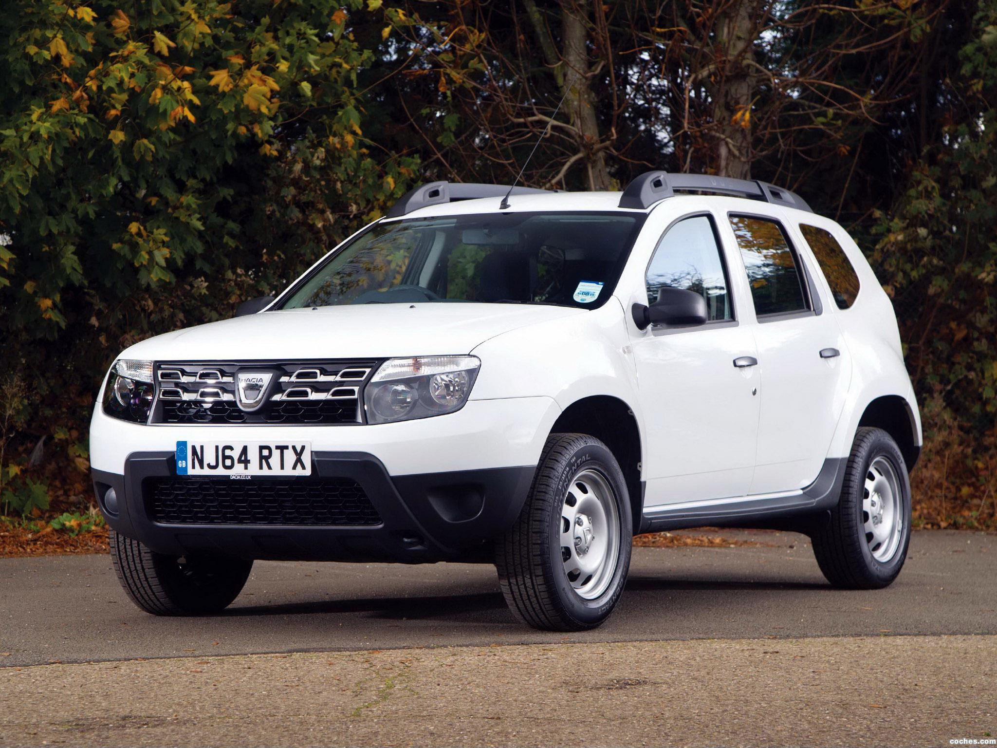 Foto 0 de Dacia Duster Access UK 2014