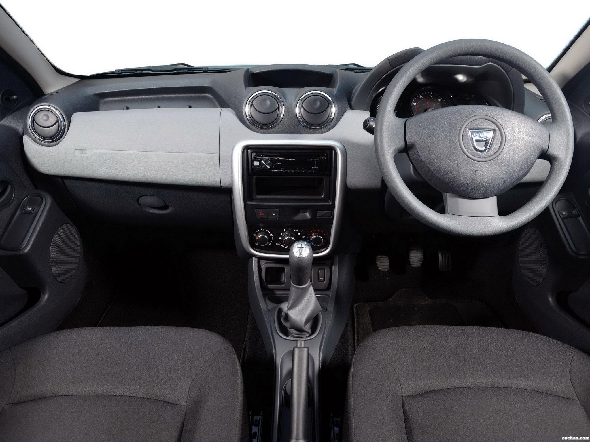 Foto 9 de Dacia Duster Access UK 2014