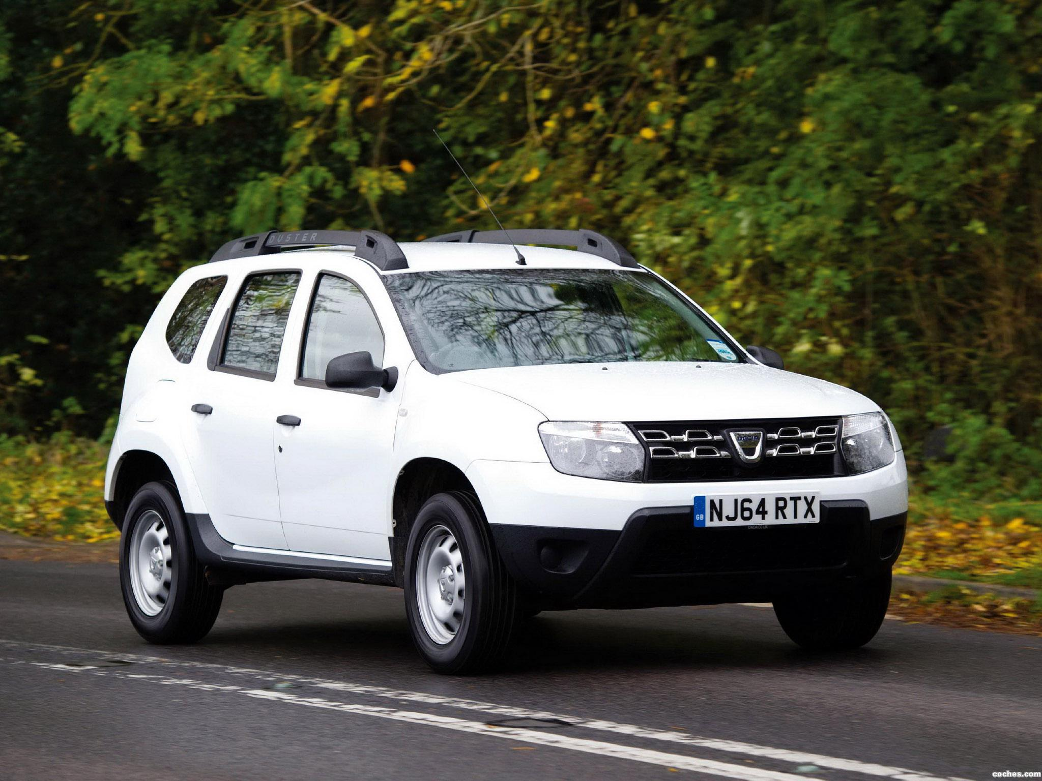 Foto 6 de Dacia Duster Access UK 2014