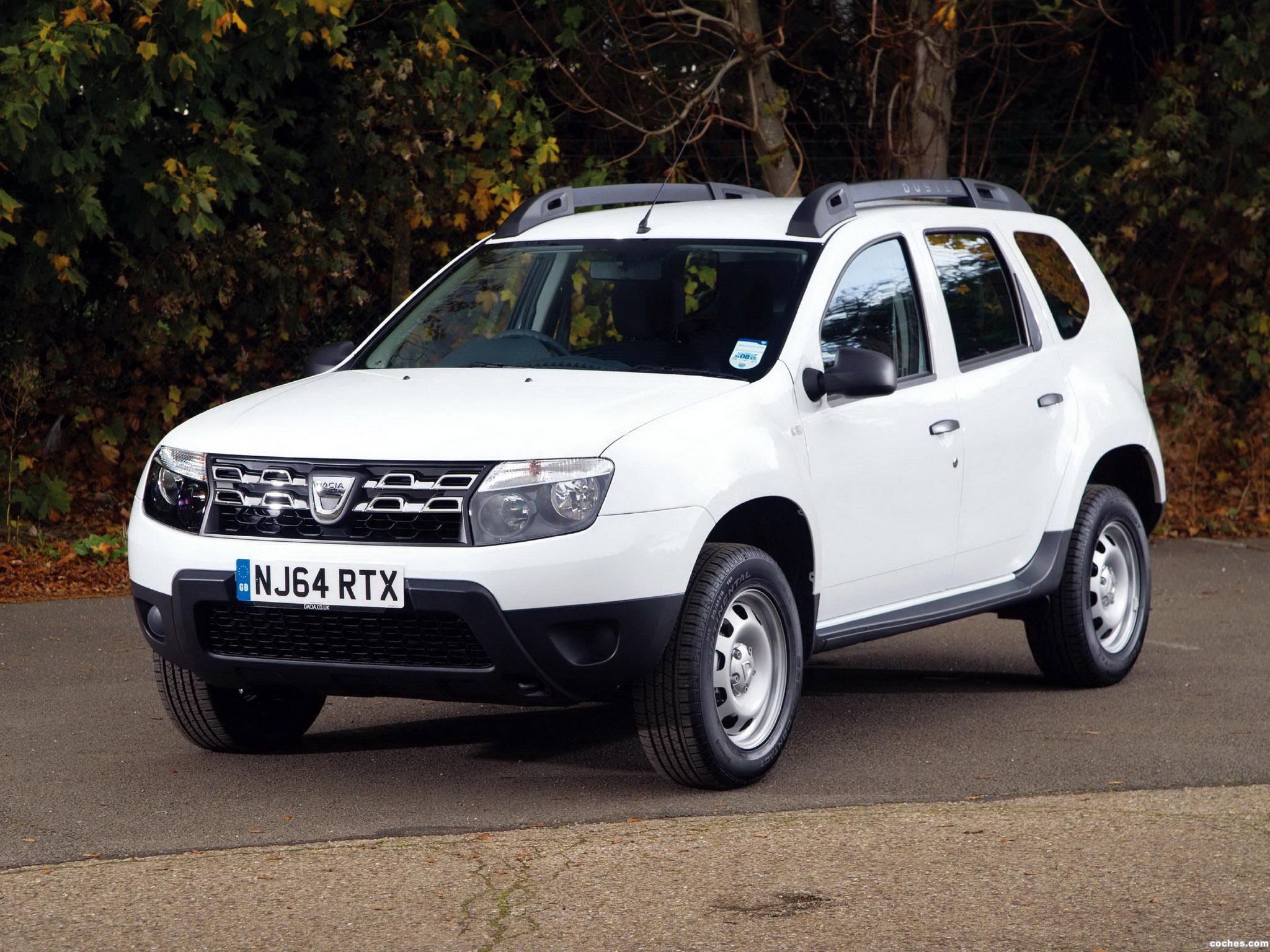 Foto 5 de Dacia Duster Access UK 2014