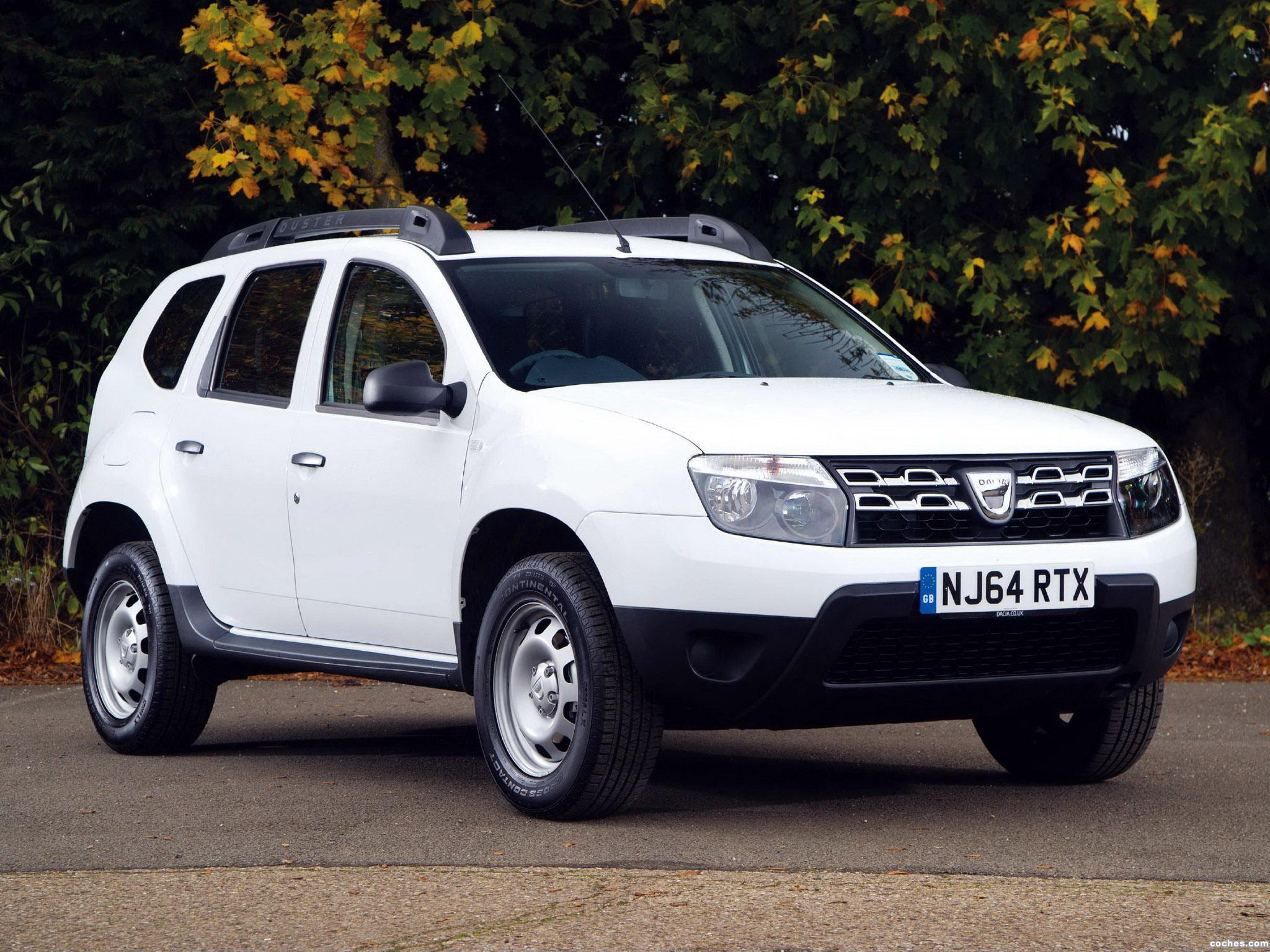 Foto 4 de Dacia Duster Access UK 2014