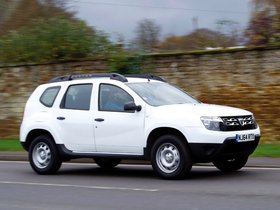 Ver foto 2 de Dacia Duster Access UK 2014
