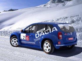 Ver foto 6 de Dacia Duster Competition Version Trophee Andros 2009