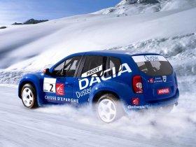 Ver foto 5 de Dacia Duster Competition Version Trophee Andros 2009
