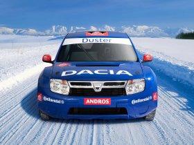 Ver foto 4 de Dacia Duster Competition Version Trophee Andros 2009