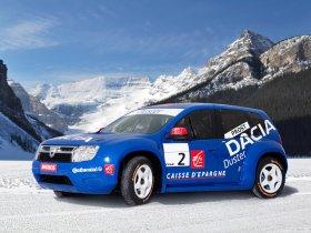 Ver foto 3 de Dacia Duster Competition Version Trophee Andros 2009