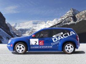 Ver foto 2 de Dacia Duster Competition Version Trophee Andros 2009
