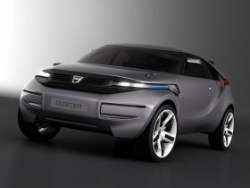 Ver foto 1 de Dacia Duster Concept 2009