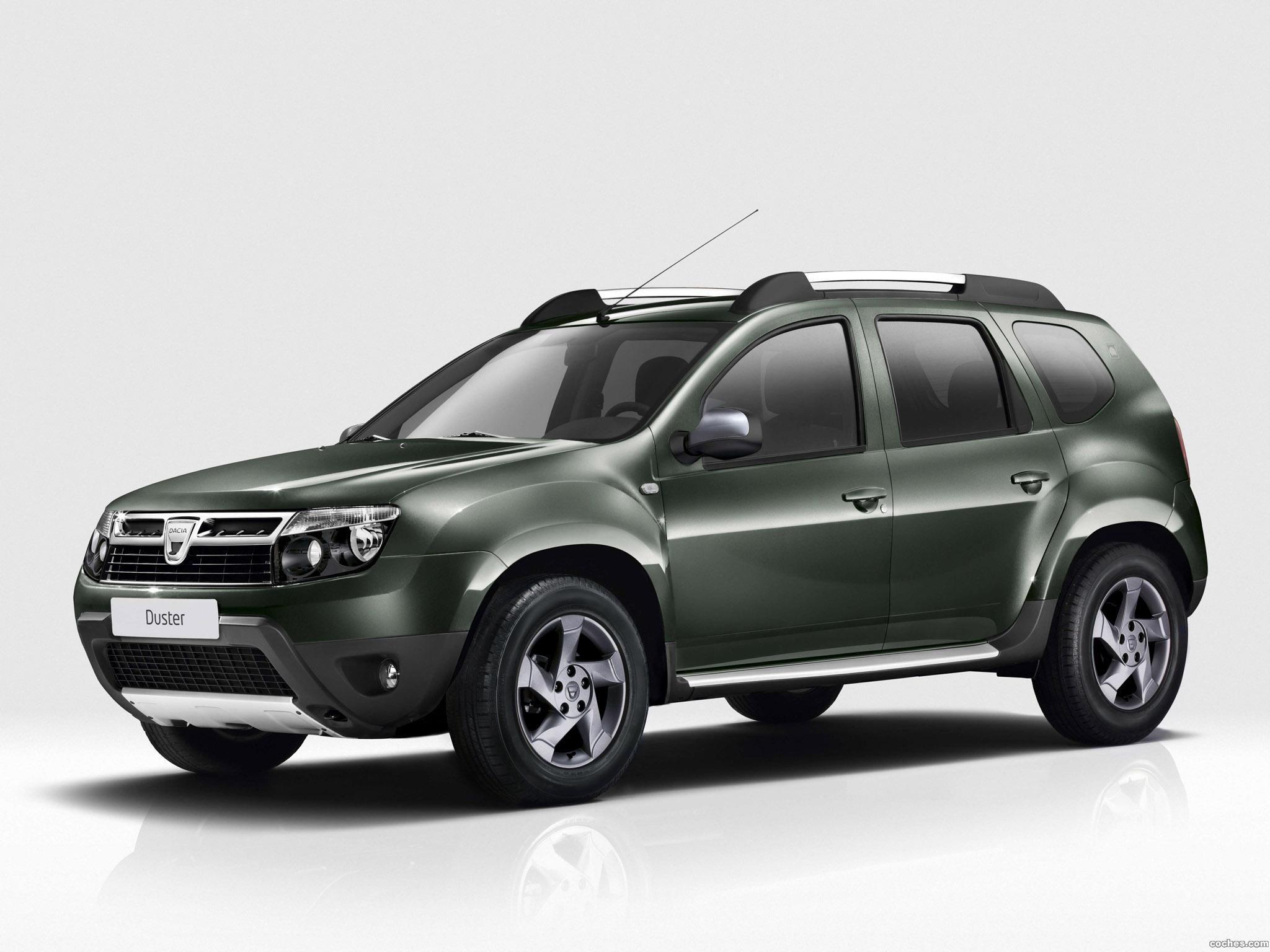 Foto 0 de Dacia Duster Delsey 2012