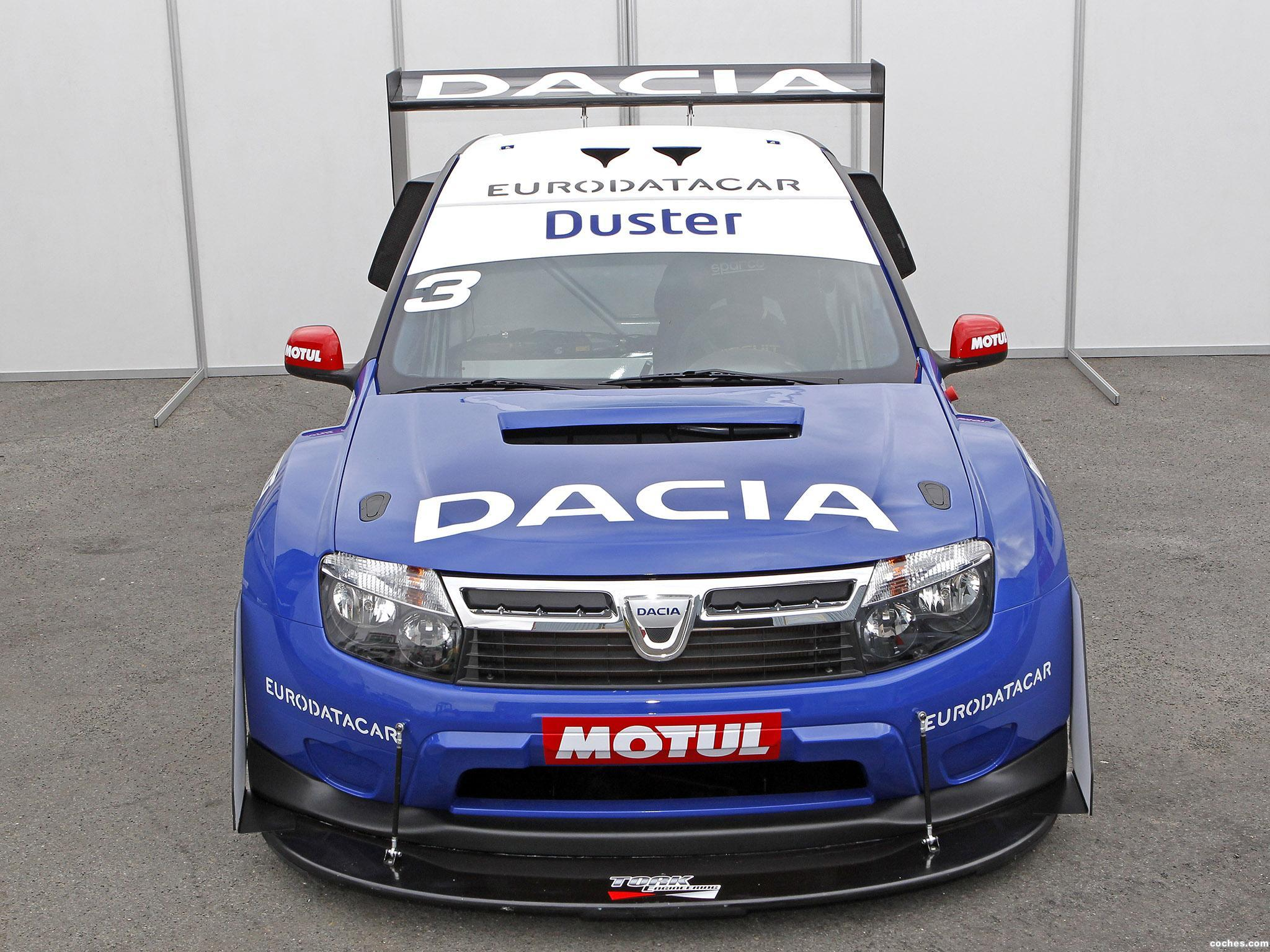 Foto 0 de Dacia Duster No Limit Pikes Peak 2011