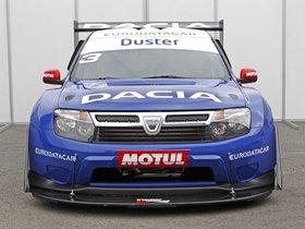 Ver foto 5 de Dacia Duster No Limit Pikes Peak 2011