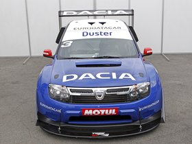 Fotos de Dacia Duster No Limit Pikes Peak 2011