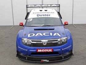 Ver foto 1 de Dacia Duster No Limit Pikes Peak 2011