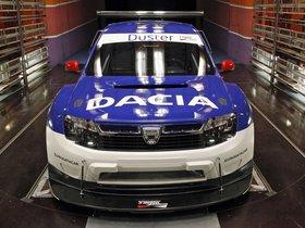 Ver foto 12 de Dacia Duster No Limit Pikes Peak 2011