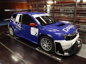 Ver foto 10 de Dacia Duster No Limit Pikes Peak 2011
