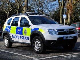 Ver foto 1 de Dacia Duster Parks Police 2013