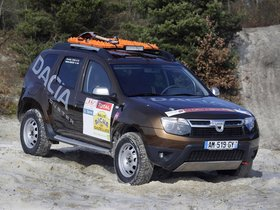 Ver foto 3 de Dacia Duster Rallye Aicha Des Gazelles 2010