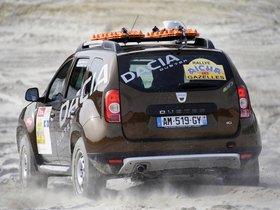 Ver foto 2 de Dacia Duster Rallye Aicha Des Gazelles 2010