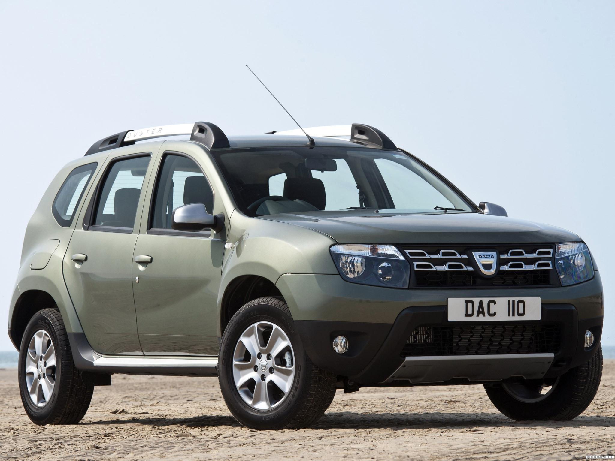Fotos de dacia duster uk 2014 foto 6 for Immagini dacia duster