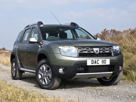 Fotos de Dacia Duster UK 2014